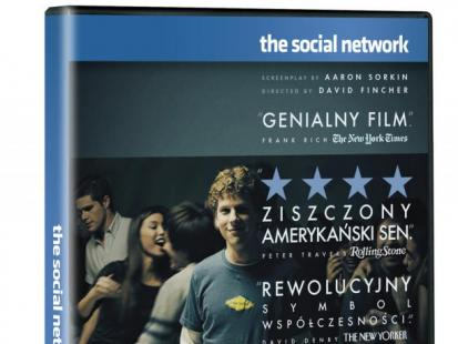 """Viva! poleca: """"The Social Network"""""""