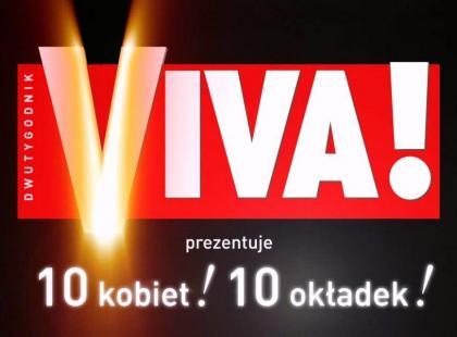 Viva! prezentuje: 10 kobiet! 10 okładek!
