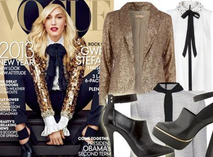 VOGUE: noworoczny look w stylu Gwen Stefani