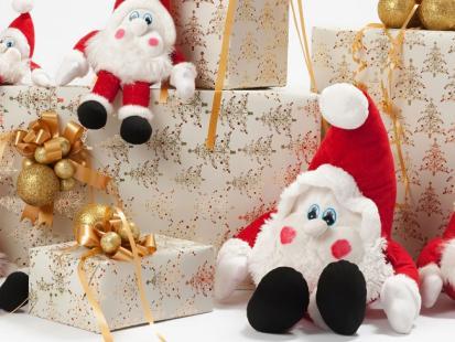 W co zapakować prezenty?