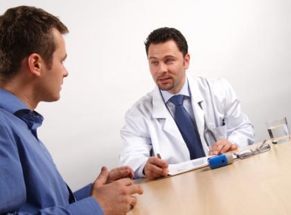 W gabinecie lekarskim, czyli jak opisać ból głowy?