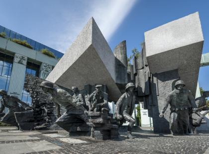 """W godzinę """"W"""" znów zawyją syreny! 74. rocznica Powstania Warszawskiego"""