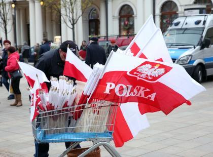 W internecie można kupić wycieraczkę z flagą Polski. Czy komuś pomieszało się w głowie?!