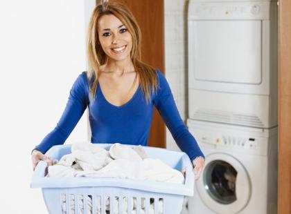 W jakiej temperaturze najlepiej robić pranie?
