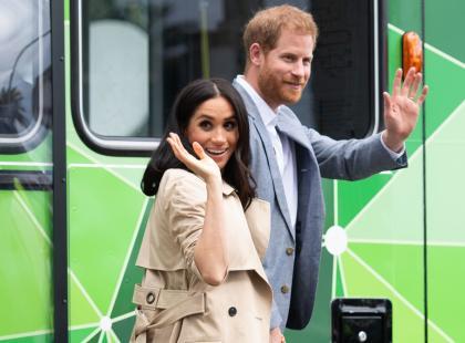 W rodzinie królewskiej to rzadkość! Książę Harry pokazał prywatne zdjęcie ciężarnej żony