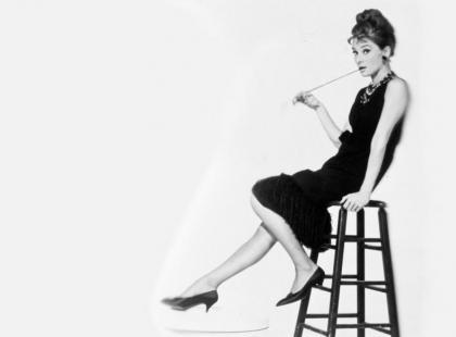W stylu Audrey Hepburn