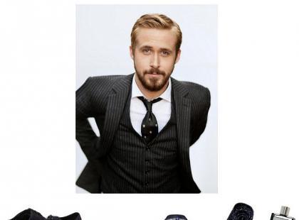 W stylu Goslinga i Bomera - męskie stylizacje