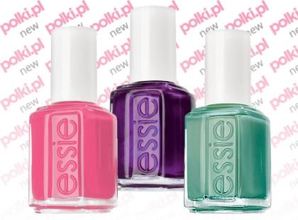 W świecie kolorowych lakierów Essie