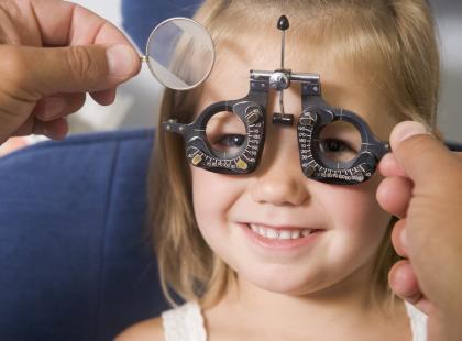 Siatkówczak to nowotwór złośliwy siatkówki oka występujący najczęściej u niemowląt i małych dzieci./ fot. Fotolia