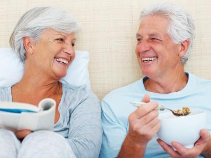 Wakacyjna dieta dla seniorów