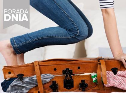 Wakacyjna walizka - stwórz zestaw doskonały