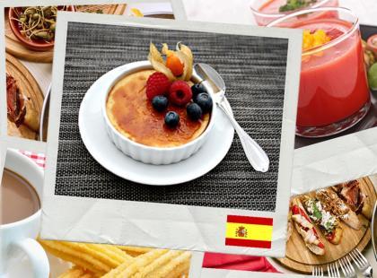 Wakacyjne podróże kulinarne: Hiszpania