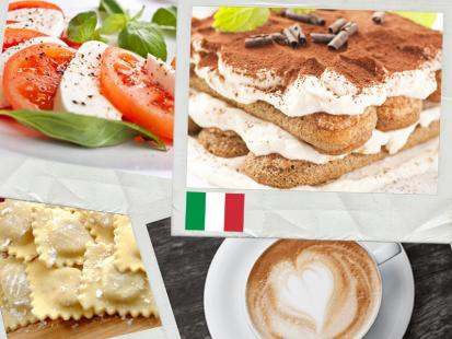 Wakacyjne podróże kulinarne: Włochy