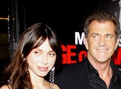 Waleczne ręce Mela Gibsona
