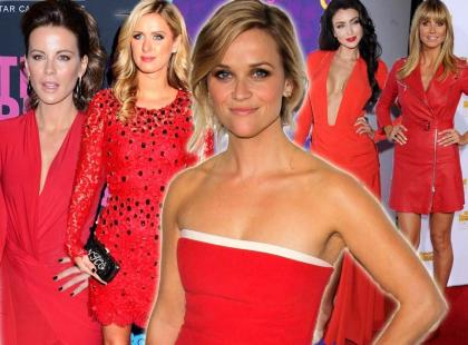 Walentynki 2015: czerwona sukienka obowiązkowa!