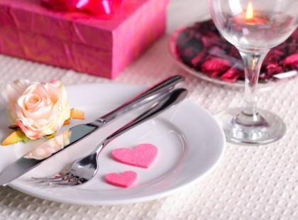 Walentynki na diecie
