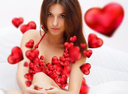 Walentynkowa terapia małżeńska: Tydzień seksu!