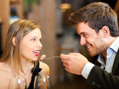 Walentynkowe menu - pikantna kolacja