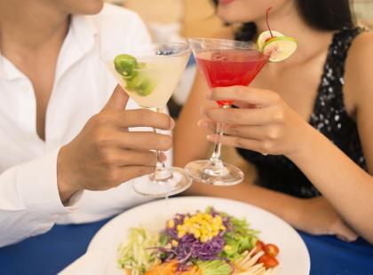 Walentynkowe menu - wegetariańskie przysmaki