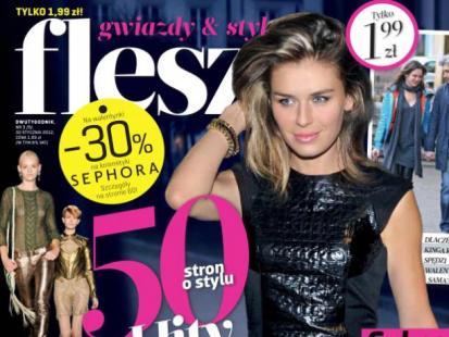 Walentynkowy prezent od magazynu Flesz