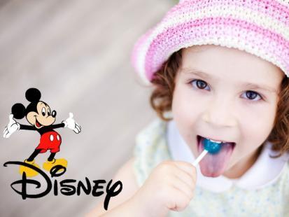 Walt Disney walczy z otyłością u dzieci