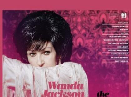 "Wanda Jackson ""The Pary Ain't Over"" - We-Dwoje.pl recenzuje"