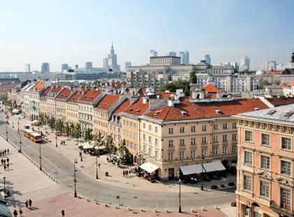 Warszawa – czy warto spędzić tu weekend?