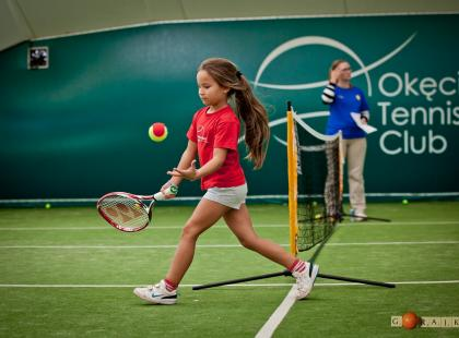 Warszawa - drugi tenisowy piknik rodzinny