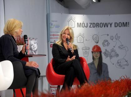 """Warszawskie Forum Kobiet """"Mój Zdrowy Dom"""""""