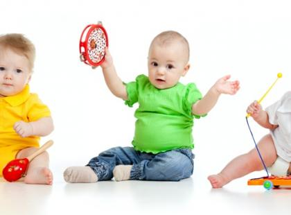 Warsztaty muzyczno – ruchowe  dla przedszkolaków