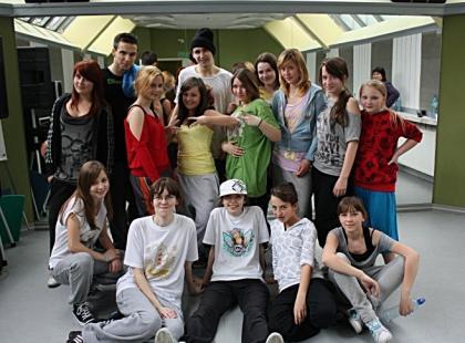 Warsztaty taneczne z YCD
