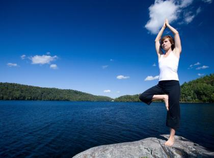 Warto ćwiczyć jogę