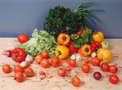 Warzywa... na kolana!