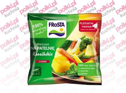 Warzywa na patelnię karaibskie marki FRoSTA