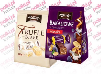 Wawel - Cukierki Bakaliowe i Trufle Białe