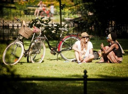 Weekendowe wycieczki rowerowe dla mieszczuchów