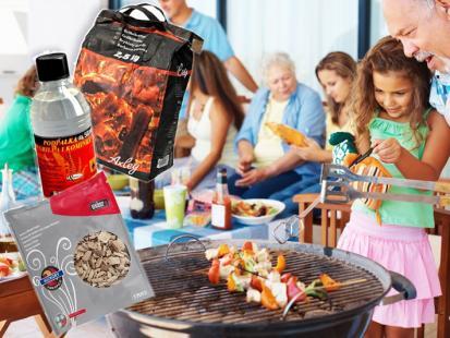 Węgiel, rozpałka czy brykiet? Czego używać do grilla?