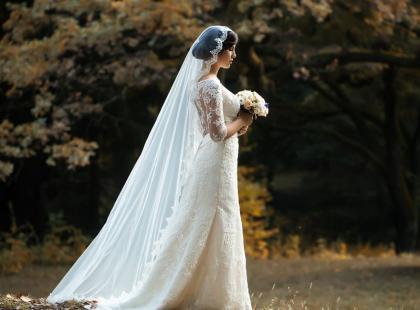 Welon mantilla: sprawdź, do jakiej sukni pasuje!