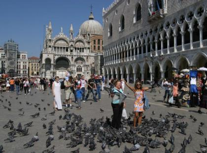 Wenecja - Miasto karnawału i miłości
