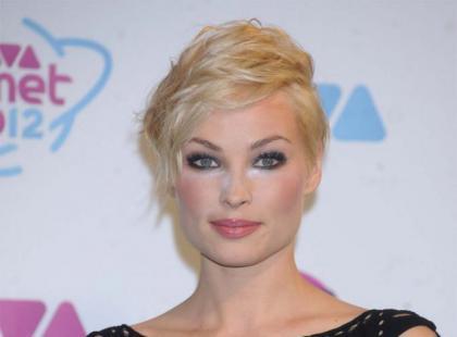 Weronika Książkiewicz - wpadka z makijażem na Viva Comet 2012
