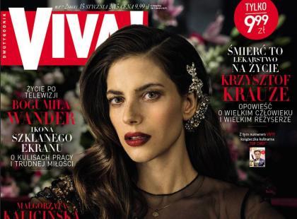 """Weronika Rosati w wywiadzie dla """"Vivy!"""""""