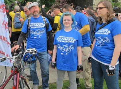 Weź udział w Ekologicznej Sztafecie Rowerowej!