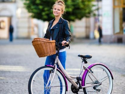 Weź udział w konkursie i wygraj rower miejski!