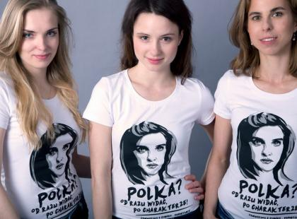 Weź udział w konkursie i wygraj unikatową polkową koszulkę i pakiet książek - WYNIKI