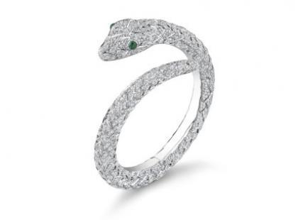 Wężowa biżuteria Brangeliny