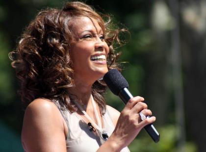Whitney Houston — Diwa przegrywa
