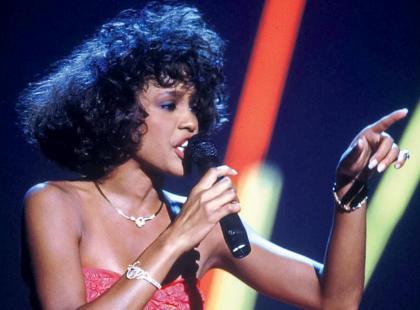 Whitney Houston - Urwany śpiew