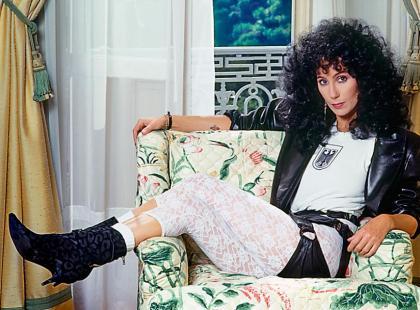 Wiecznie młoda Cher