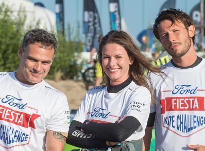 Wieczorkowski, Kawiorska i Banasiuk kochają sporty wodne! Jak bawią się nad polskim morzem?
