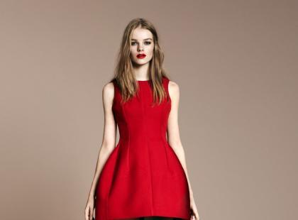 Wieczorowa kolekcja marki Zara - karnawał 2011